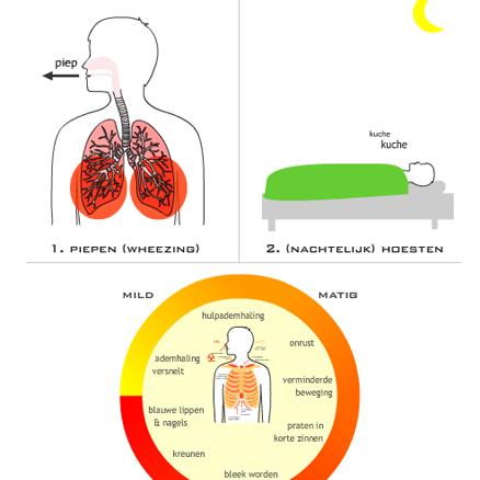 infectie longen