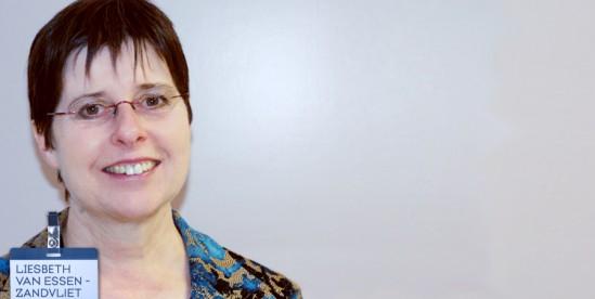 Interview: De meeste kinderen vinden het hier gelukkig niet fijn. Liesbeth van Essen-Zandvliet ... - 2461_f2412a