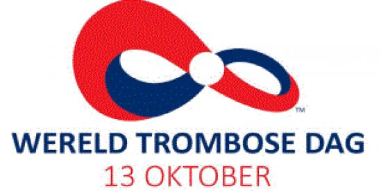 13 oktober Wereldtrombose dag